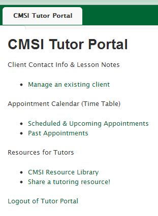 Client & Appointment Records Management