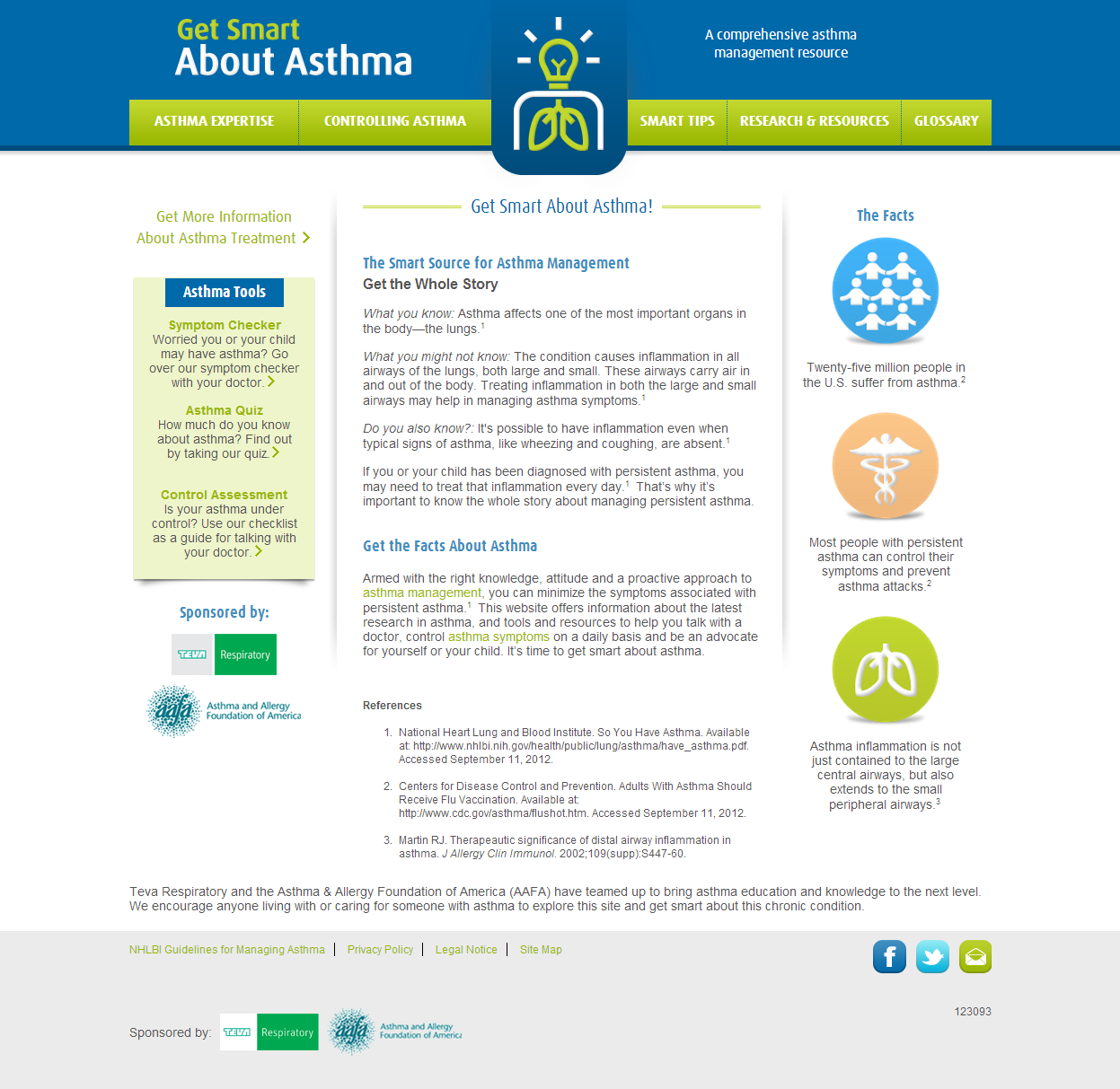Get Smart About Asthma