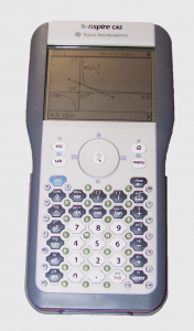 TI-Nspire CAS models have even more buttons and a dynamically different user interface than those of the TI-83 family.