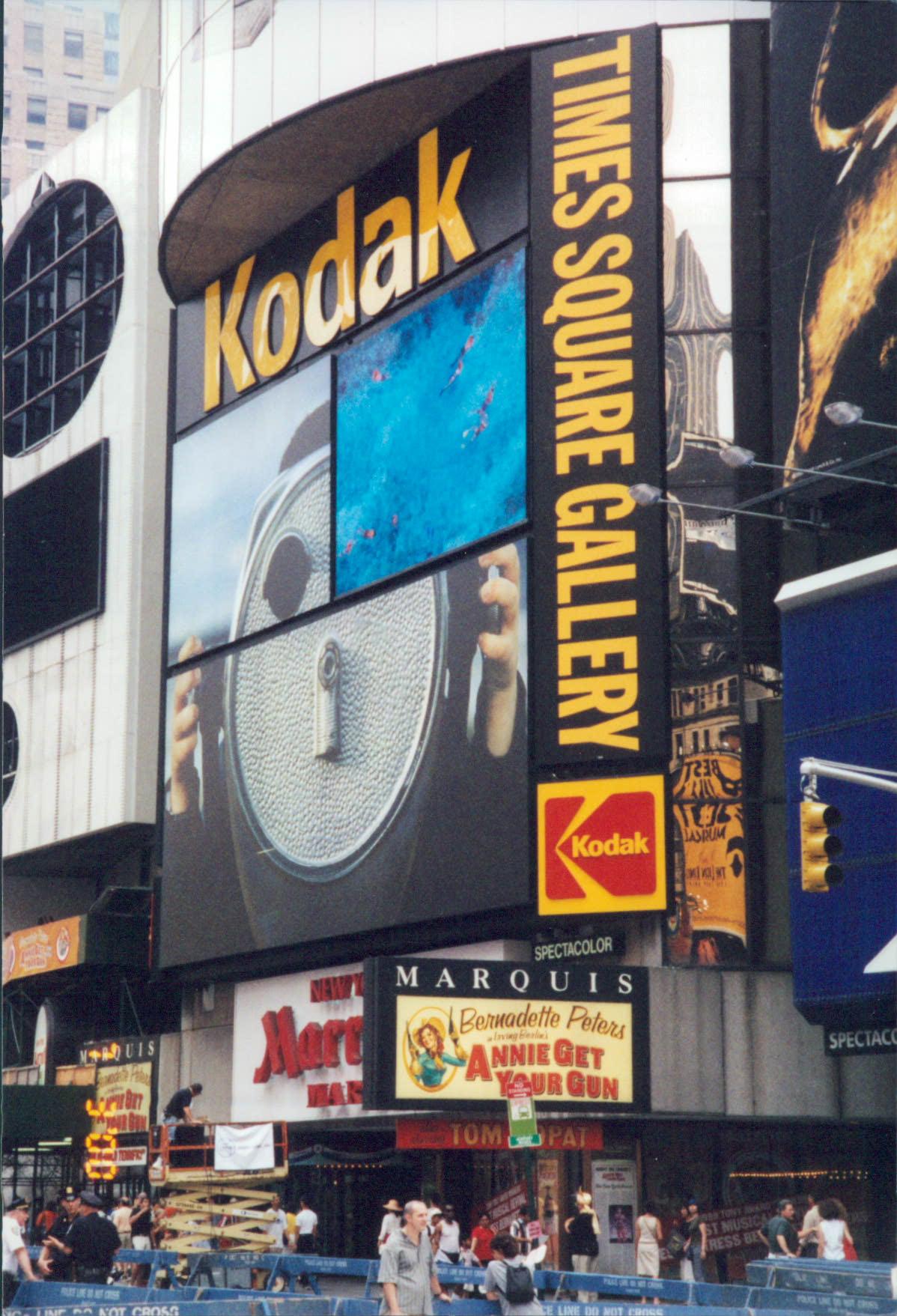 Kodak Times Square Gallery