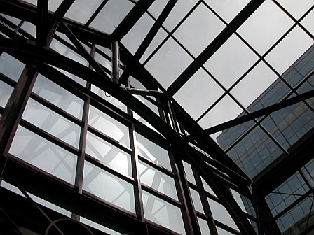 Faneuil Hall Skylight