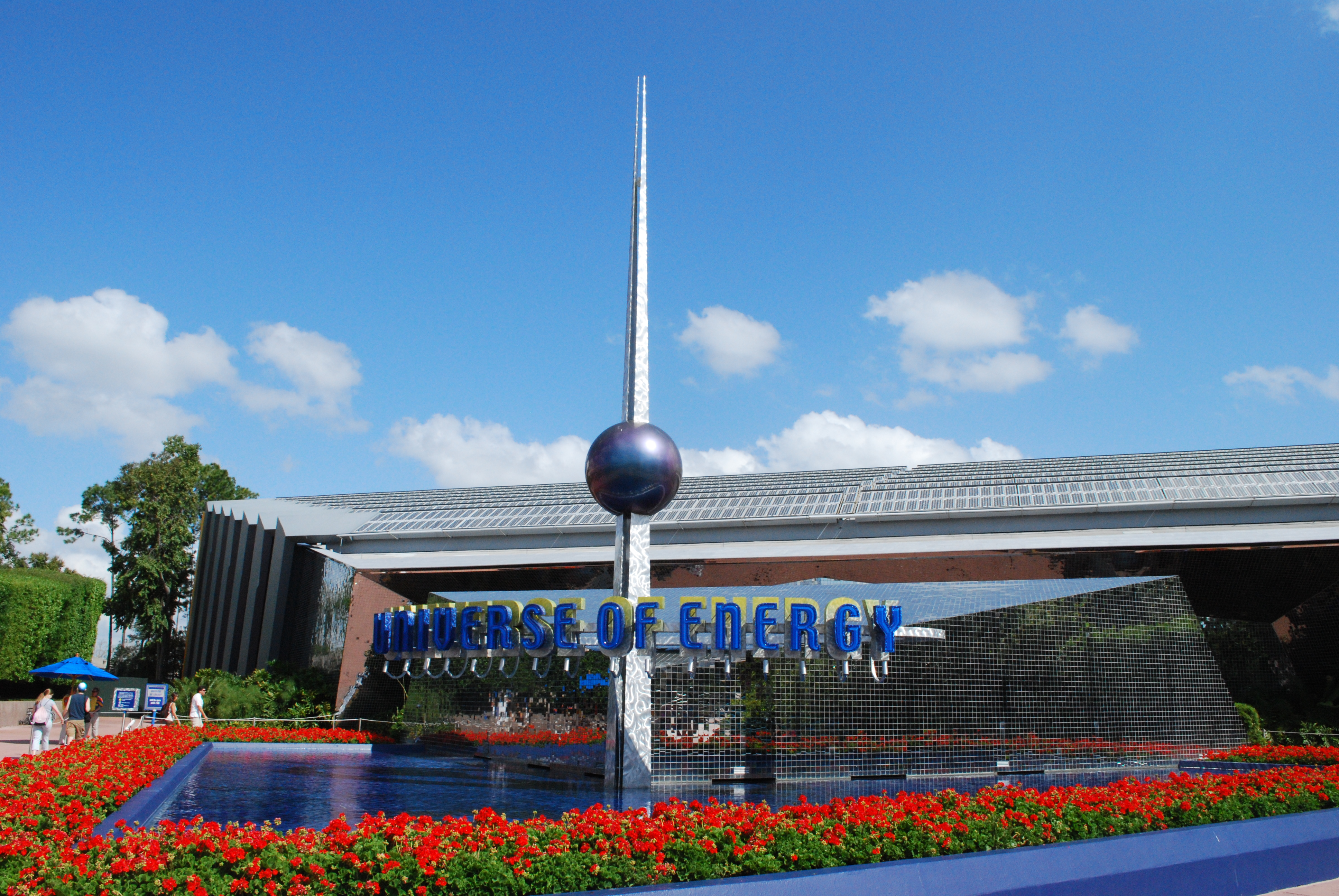 World of Energy, Epcot Center