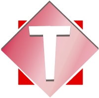 Tectonic Metal & Glass Logo
