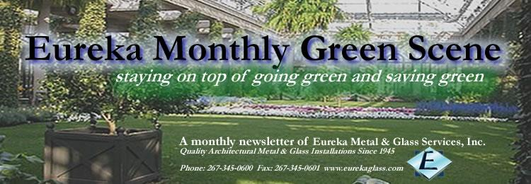 Eureka Monthly Green Scene Newsletter Banner