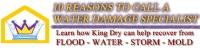 King Dry 10 Reasons Banner