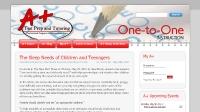 A+ Test Prep & Tutoring News (Wordpress) Blog