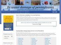 Fix Water Damage (Drupal) Sites - Multiple Domains