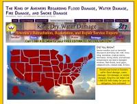 KingDryInc.info US Rollover Map