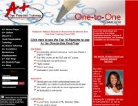 A+ Test Prep & Tutoring Website v2.0