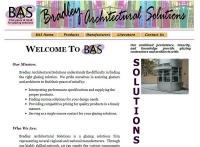 Bradley Architectural Solutions Website v1.0