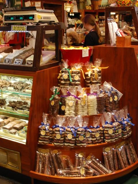 Reading Terminal Chocolates