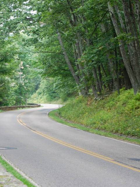 Skyline Drive, Shenandoah Valley