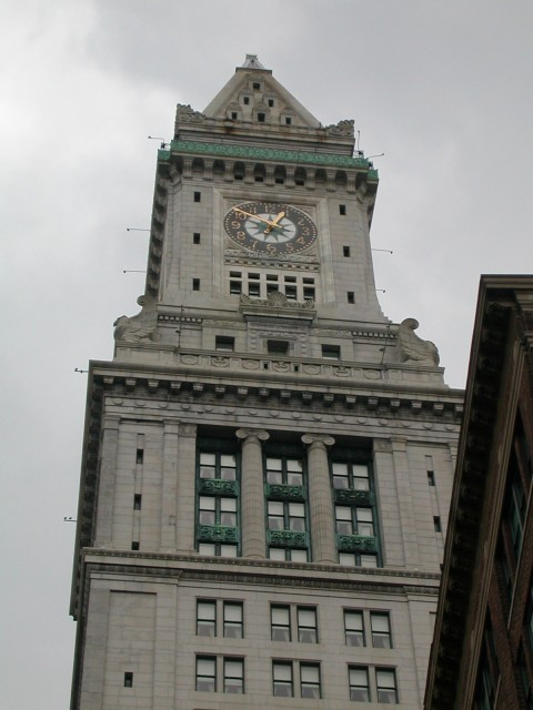Boston Custom House