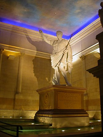 Caesar Statue, Caesar's Palace, Atlantic City