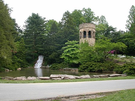 Longwood Gardens Chimes Tower