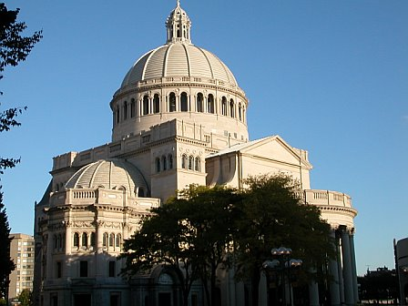 Christian Science Center, Boston