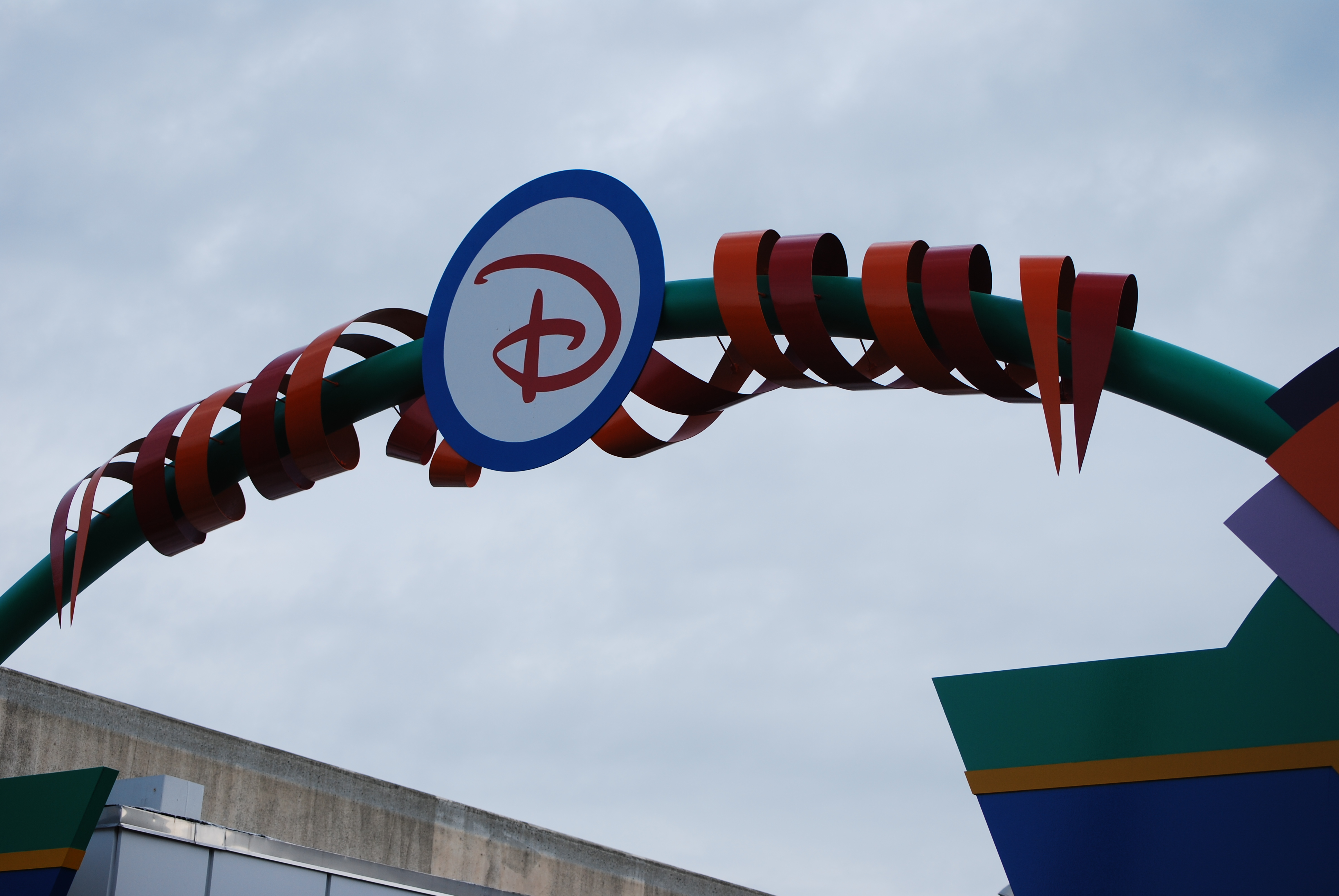 Walt Disney World arch