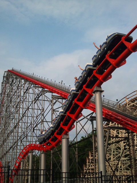 Steel Force, Dorney Park