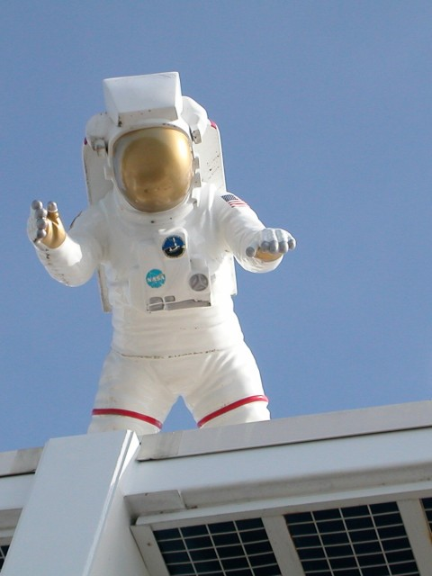 Kennedy Space Center Welcomes You