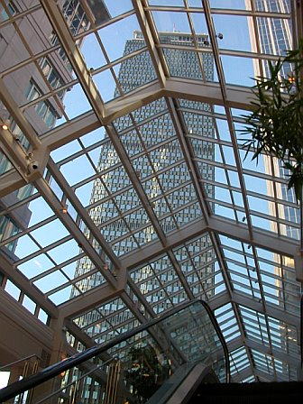 Prudential Center Skylights, Boston