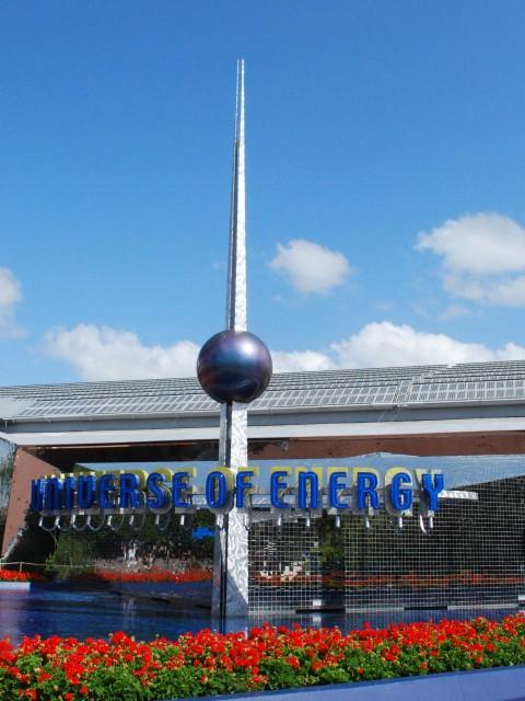 World of Energy, Epcot Center